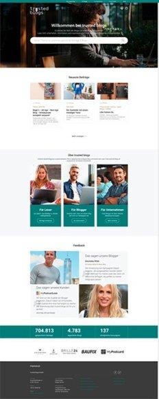 Trusted Blogs - Plattform für Blogger