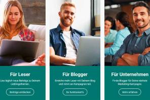 Trusted Blogs - Plattform für Blogger