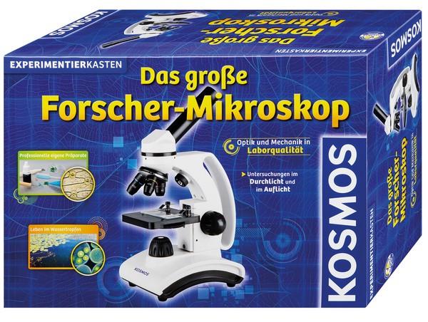 Naturwissenschaften für Kinder: Mikroskopie, Natur und Experimente