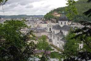 Wochenende in Salzburg mit Kindern und Netzwerken