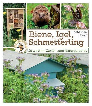 Garten für Kinder, Vögel und Bienen gestalten