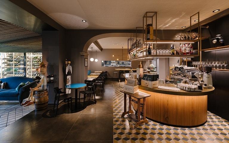 Atelier Restaurant, Eurossola Hotel in Domodossola Slow Food Northern Piedmont