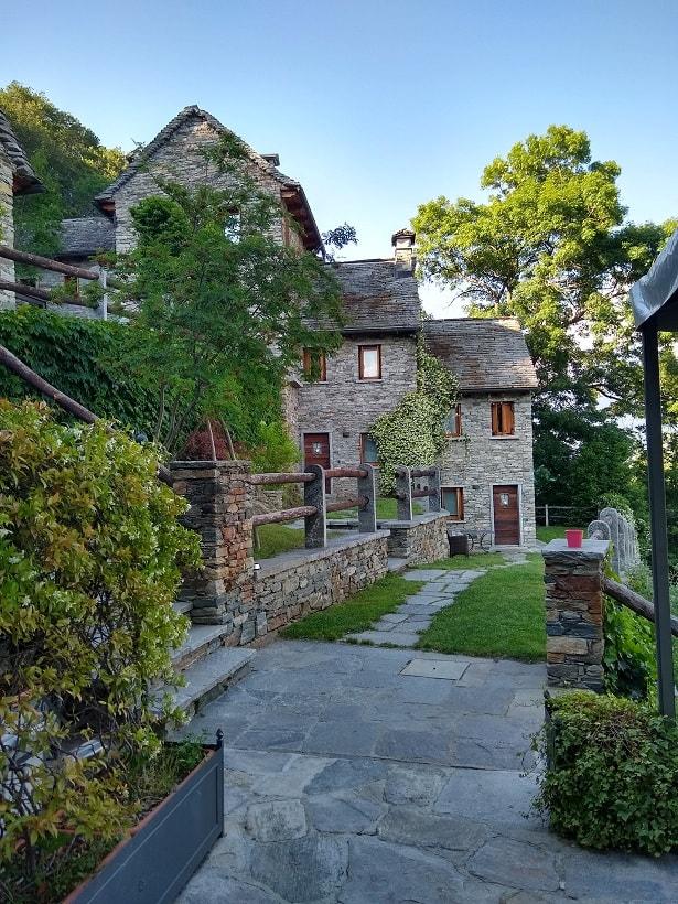 Argiturismo La Tensa Eco-Sustainable Resort Slow Food Northern Piedmont