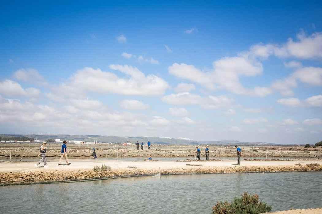 Sustainable Fish Farming Pesquerias Lubimar Fish Pools