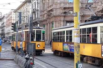 Kurztrip Mailand mit der Tram