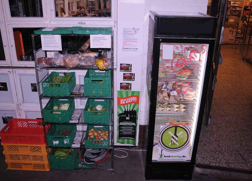 foodsaving - Lebensmittel retten mit foodsharing e.V.