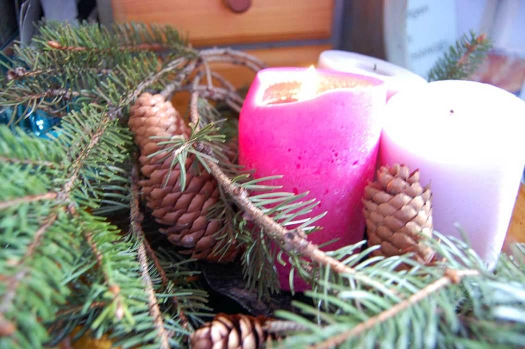 bewusster Konsum im Advent