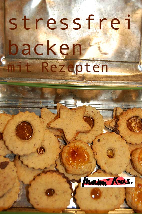 stressfrei backen