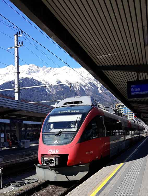 Coronavirus in Tirol