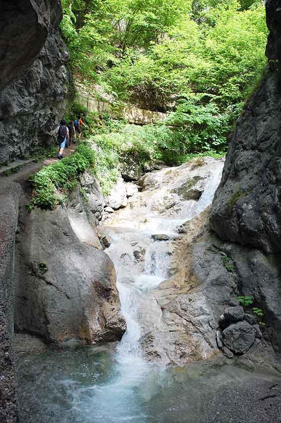 Mit Kindern wandern in den Alpen