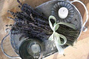 Lavendelduftsäckchen: Balsam für die Seele