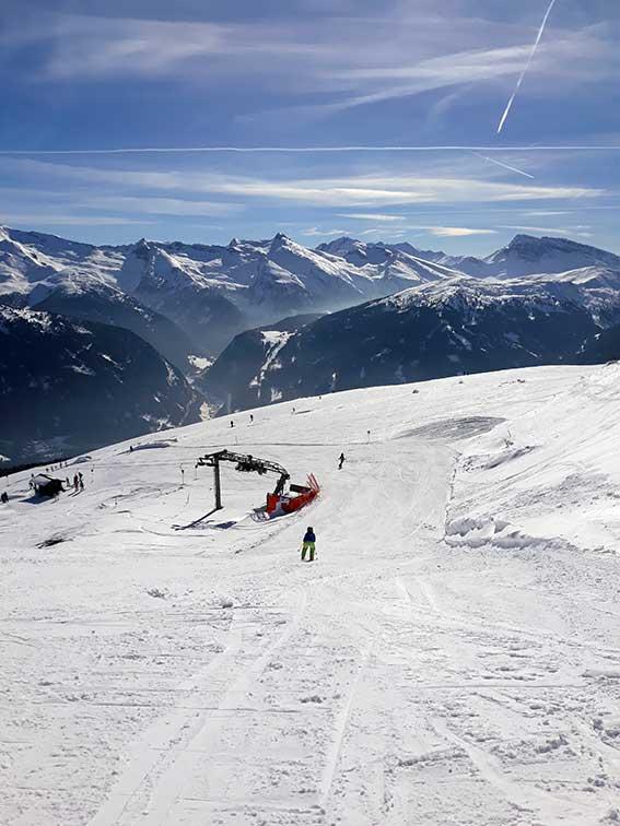 Mit den Öffis zum Skifahren Bergeralm