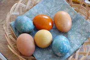Frohe Ostern mit Kindern