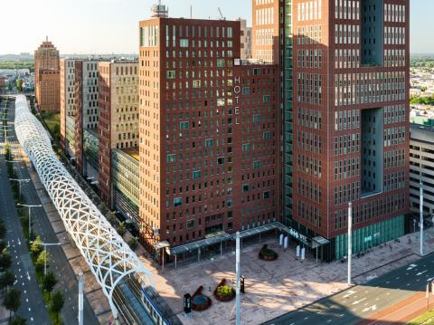 NH Hotel Den Haag: foto Hotelspecials