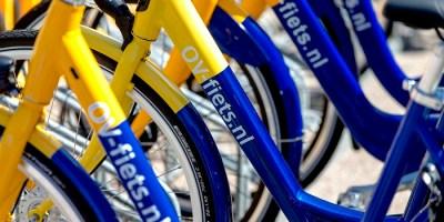 geen abonnementskosten meer voor OV-fiets