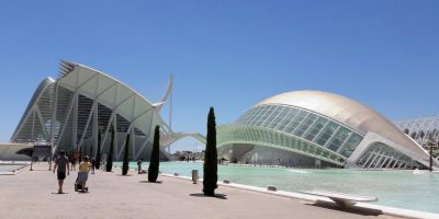 Valencia Science museum