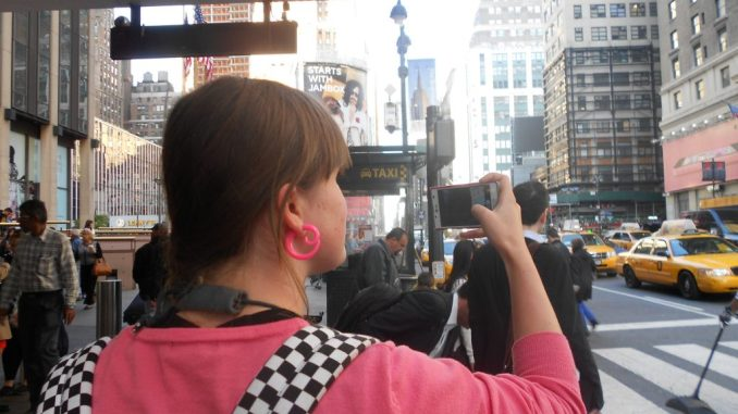 reis, tradities, New York