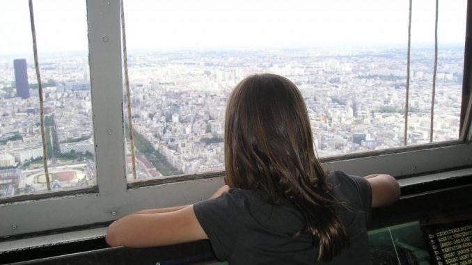 reis, tradities, Parijs, Eiffeltoren