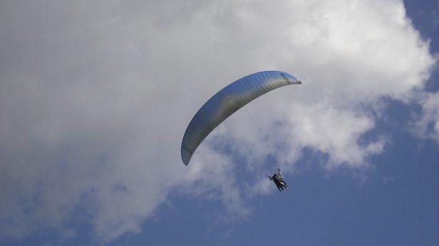 parapenten paragliding
