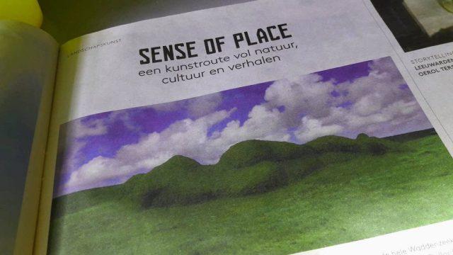 Sense of place, een kustroute vol natuur, cultuur en verhalen