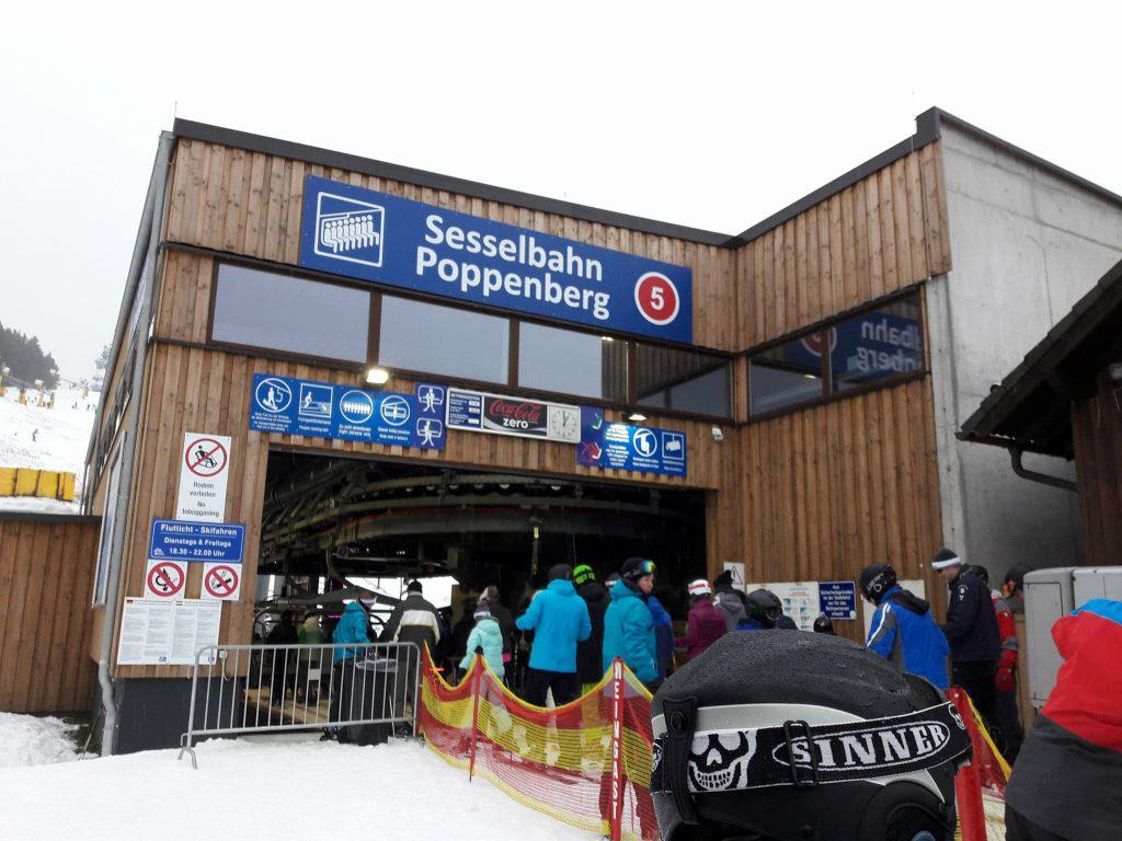 Wintersport dicht bij huis