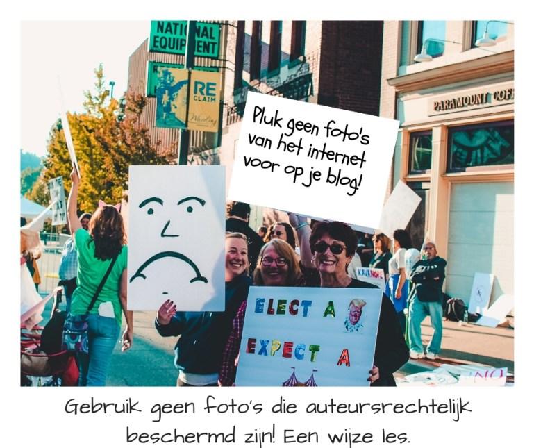 foto's auteurrechtelijk beschermd