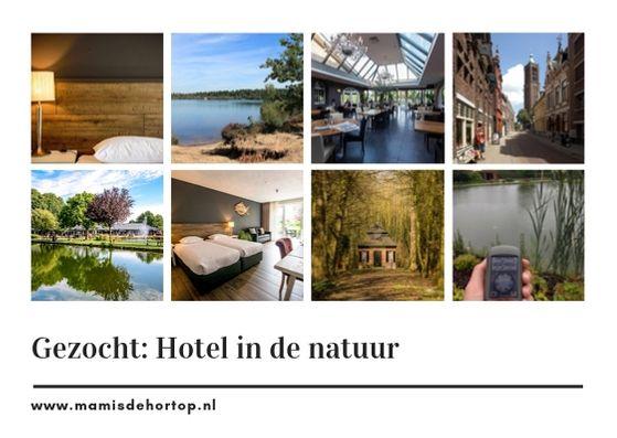 Hotel in de natuur