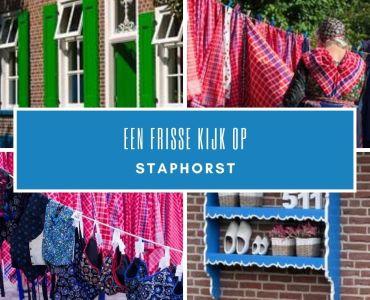Een frisse blik op Staphorst