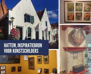 Hattem, inspiratiebron voor kunstschilders