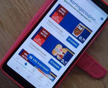 Lidl Plus, een app die echt voordeel oplevert