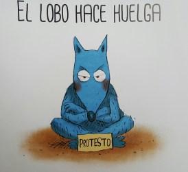 El libro hace huelga / Editorial Juventud / Libro infantil
