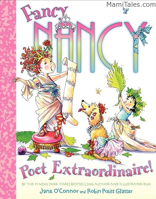 Fancy Nancy Poet Extraordinaire
