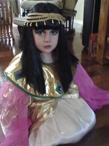 Cleopatra-costume