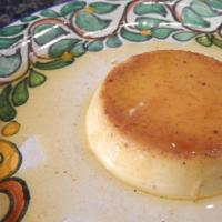 Mexican Cream Cheese and Rompope Flan