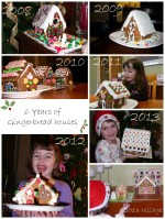 Our Gingerbread House Tradition
