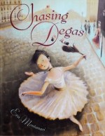Chasing Degas eating Cheating Chocolate Croissants