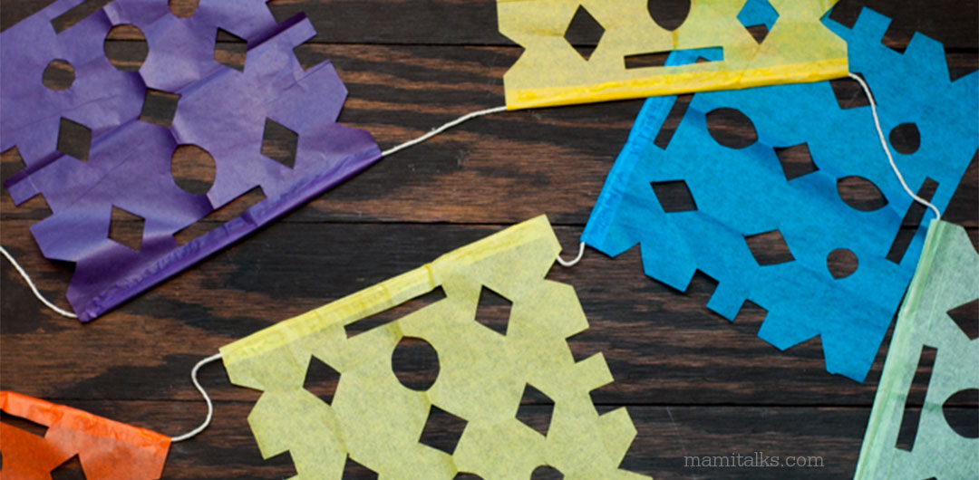 """picture about Papel Picado Templates Printable called Papel Picado Templates - Mami Talksâ""""¢"""