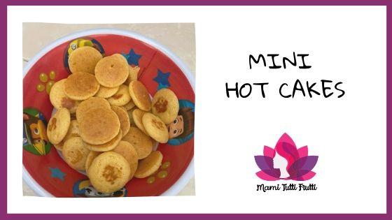 Mini Hot Cakes – Receta