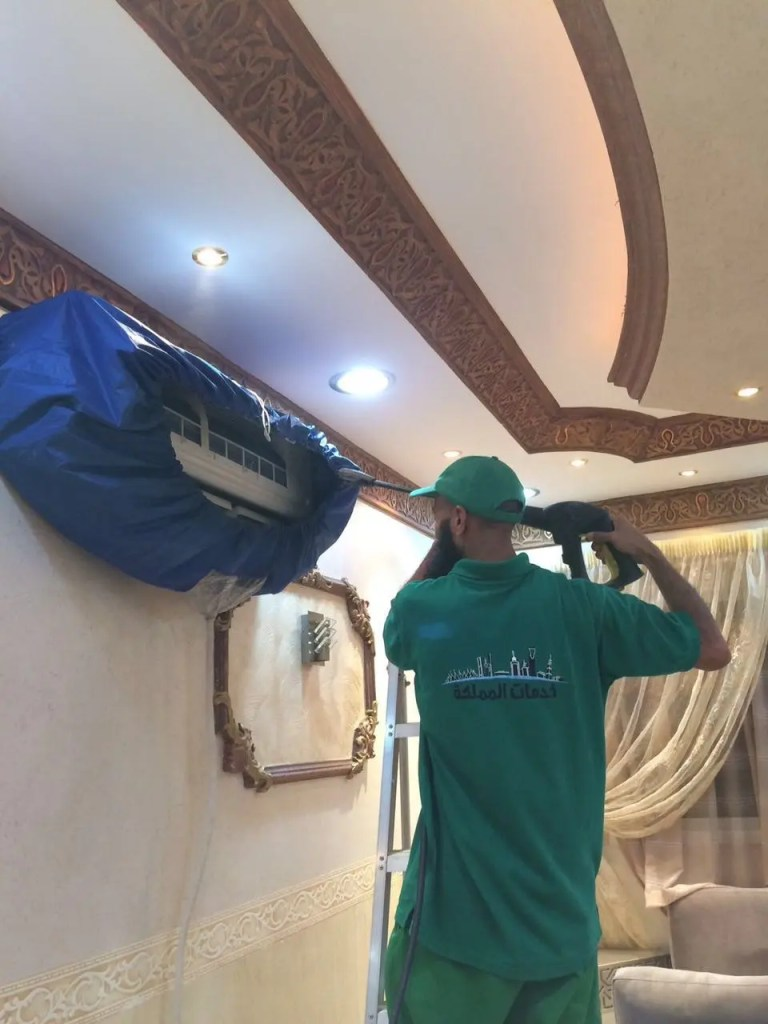 شركة تنظيف مكيفات السبلت بالرياض - 0506062104