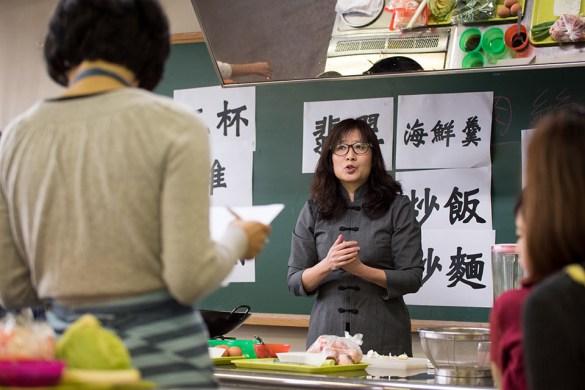 マンマメルカート 世界を食から 台湾料理