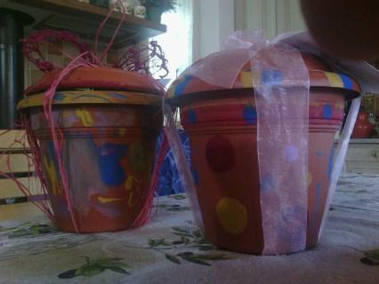 vasi di Natale