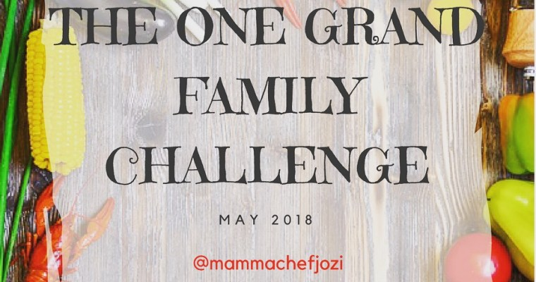 Embark on the First Leg of the #OneGrandFamilyChallenge