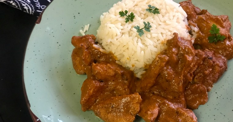 Mouthwatering Homemade Butter Chicken That Beats The Takeaway!