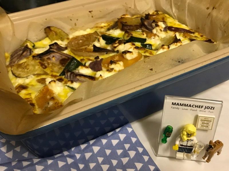 roasted butternut vegetables bake mammachefjozi