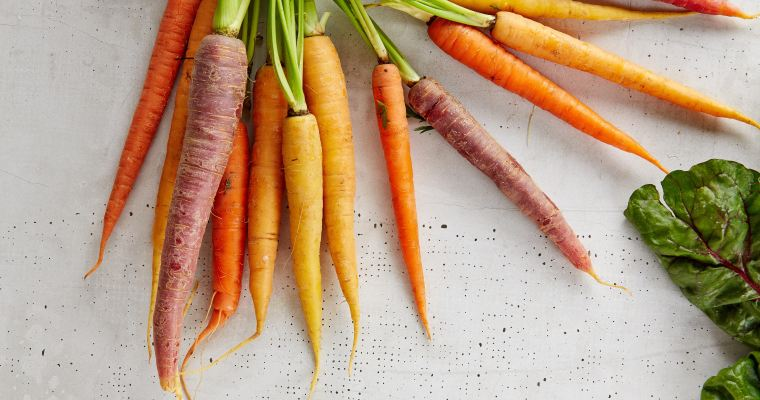 Why Are My Carrots Pink? …and Other FAQ About Organic Food…