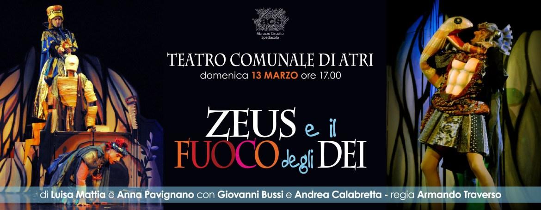 banner web ZEUS e il FUOCO degli DEI 13 marzo 2016