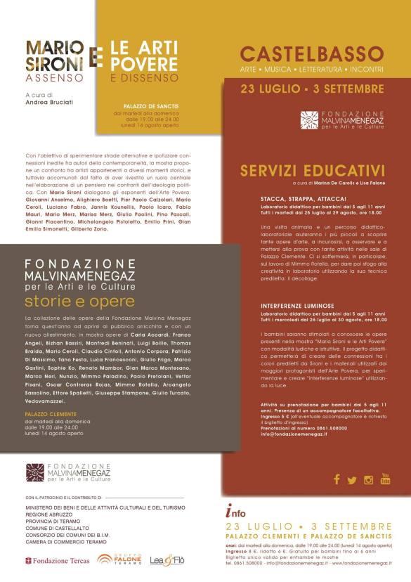 Programma Castelbasso 2017 2