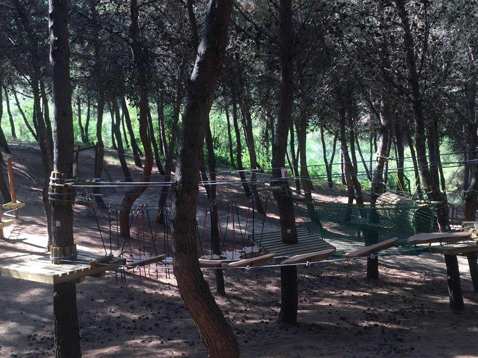 Parco Avventura Martinsicuro - Teramo - Mamma dove mi porti?