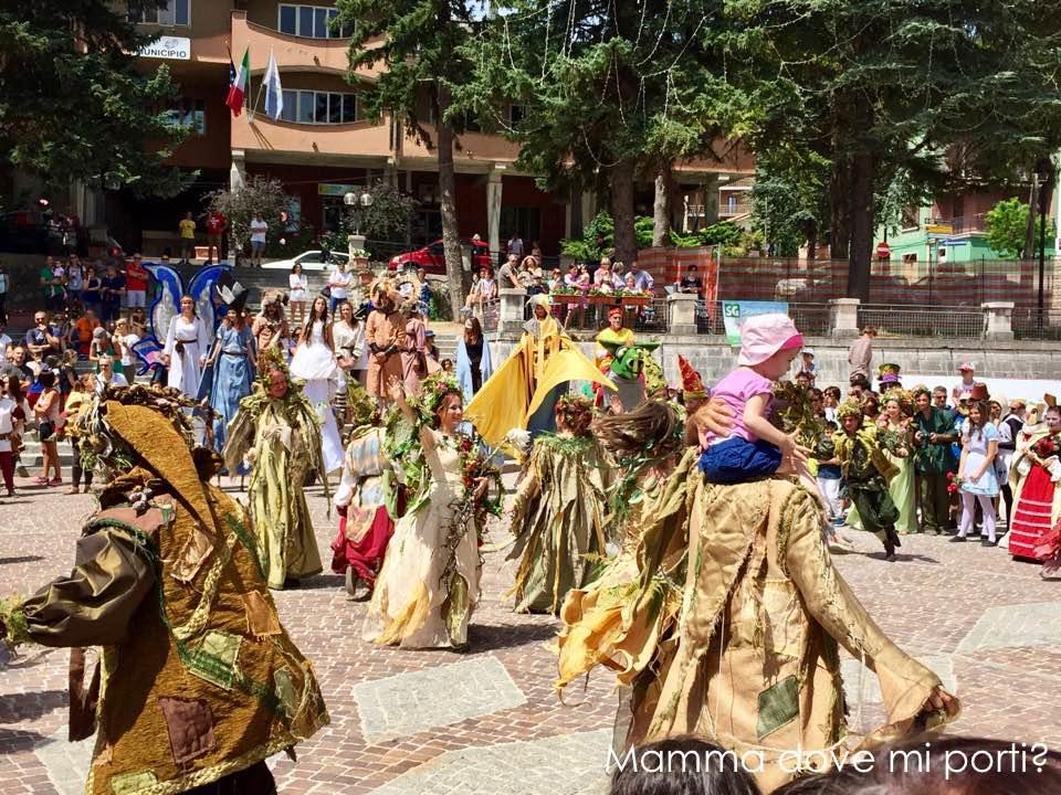 Parata di Apertura Roccaraso 4 - Festa degli Gnomi