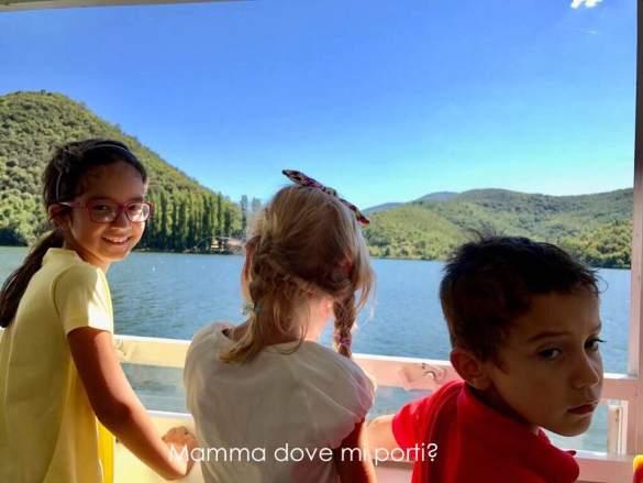 Giro Battello Lago Piediluco Terni Umbria